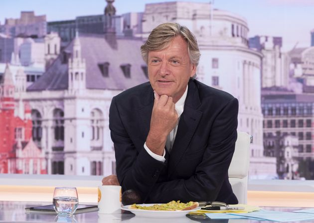 Richard Madeley in the GMB