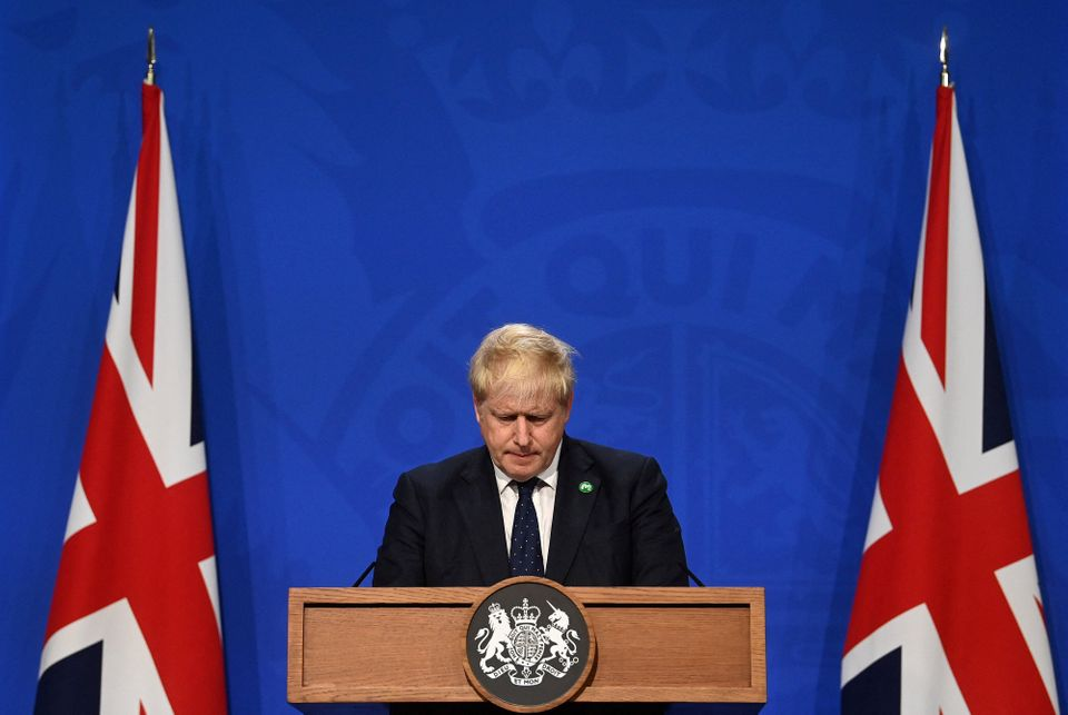 Boris Johnson will be holding a press conference on Tuesday at