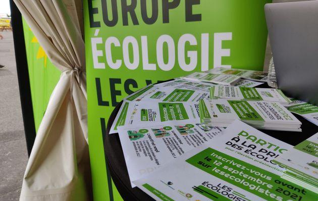 Photo de promotion pour la primaire écologiste publiée sur le compte Twitter d'Europe écologie les