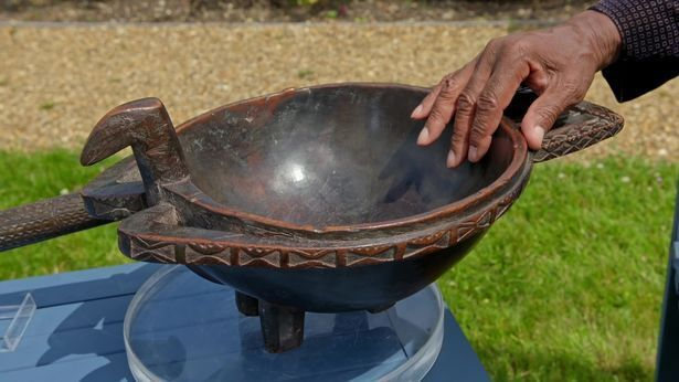 The 19th century bowl that was bought for less than ten pounds ended up being worth a