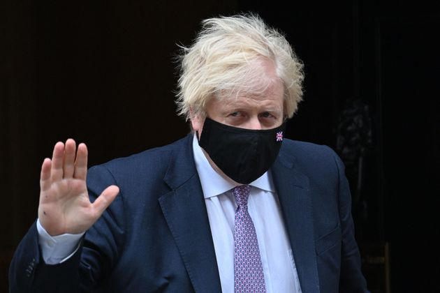 Boris Johnson is expected to keep advice about face masks in his Covid Winter