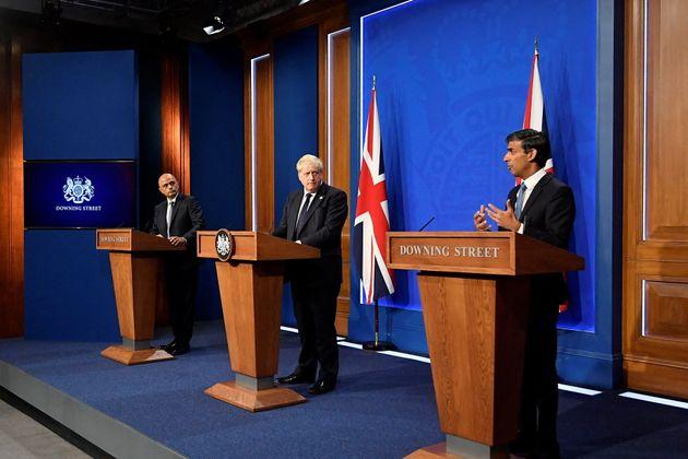 PM Boris Johnson will host a press conference on