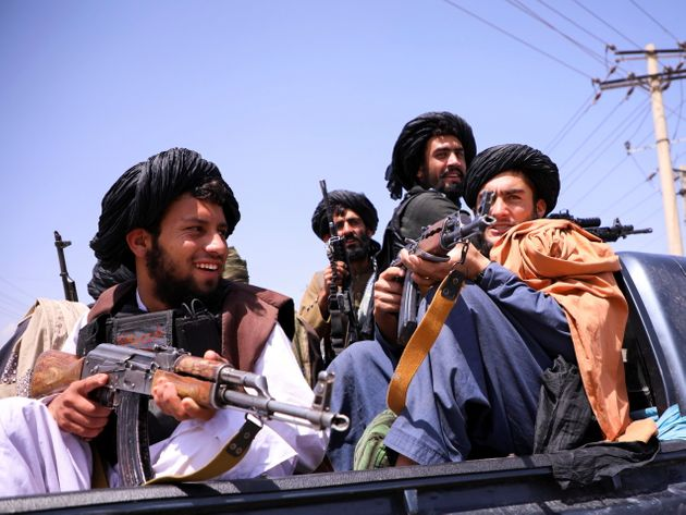 Ο μόνος (ίσως) λαός στον κόσμο που χάρηκε για την άνοδο των Ταλιμπάν στην