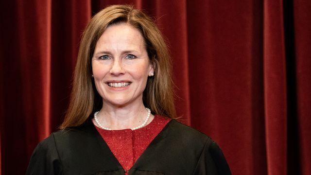 Barrett Concerned Republican-Packed Supreme Court Seen As Partisan.jpg