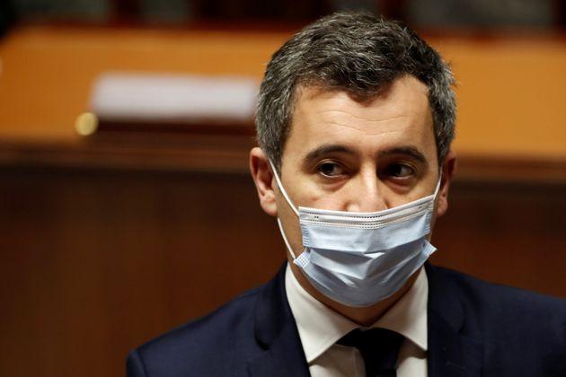 Gérald Darmanin, ici à l'Assemblée nationale, a annoncé la dissolution de...
