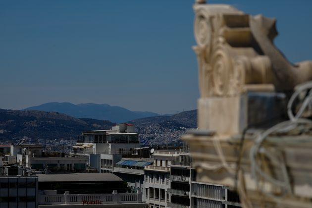 Αθήνα, 4 Ιουνίου 2021 (ΚΟΝΤΑΡΙΝΗΣ ΓΙΩΡΓΟΣ EUROKINISSI)