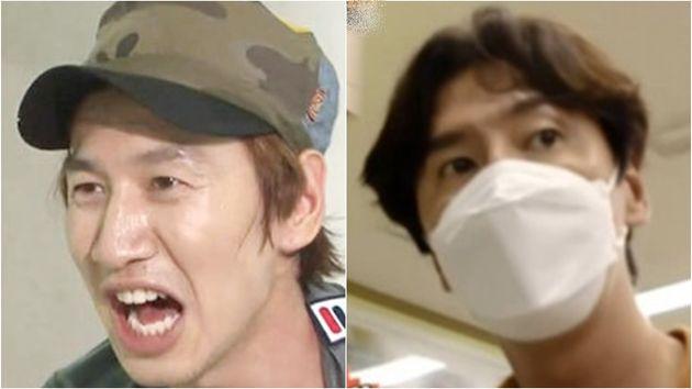 SBS '런닝맨' / tvN '바퀴달린