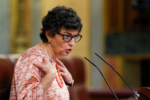 La exministra de Asuntos Exteriores, Arancha González