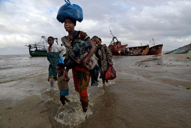 Kλιματική αλλαγή: Εφιαλτική πρόβλεψη για 216 εκατ. ξεριζωμένους έως το