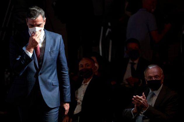 El presidente del Gobierno, Pedro Sánchez, el pasado 1 de
