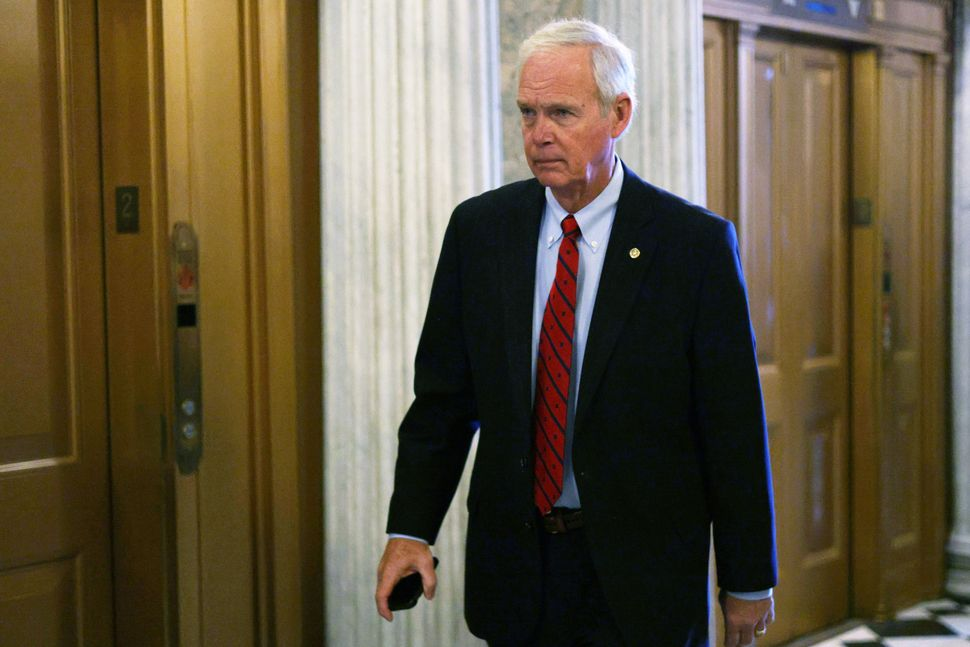 Sen. Ron Johnson (R-Wis.) has not said whether he will run for reelection.
