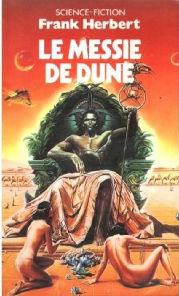 Les couvertures de Dune étaient belles, étranges et