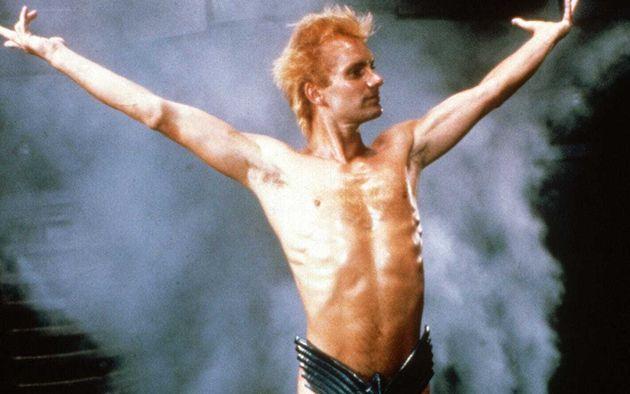 Feyd-Rautha Harkonnen était interprété par Sting dans la version de David