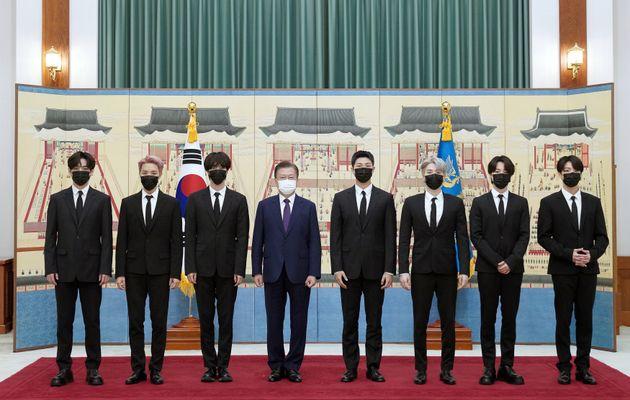 '미래세대와 문화를 위한 대통령 특별사절'로 임명된
