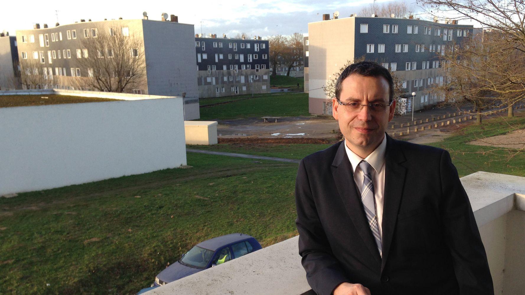Philippe Rio, élu communiste de Grigny, nommé meilleur maire du monde
