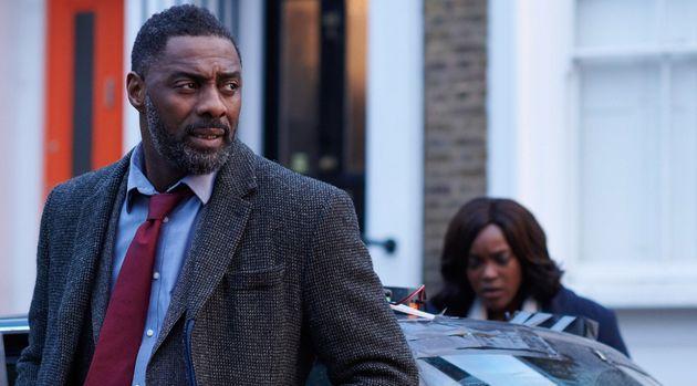 Idris Elba dans la peau de John Luther dans la saison 5 de la