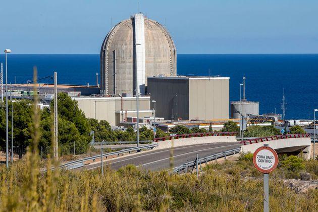 Central nuclear de Tarragona, en una imagen de