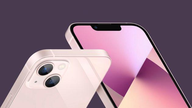 Το νέο iPhone 13 της