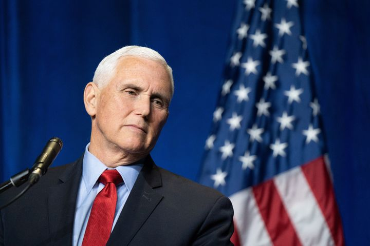 Then-President Donald Trump reportedly lashed out at Vice President Mike Pence when he refused to meddle in the certification