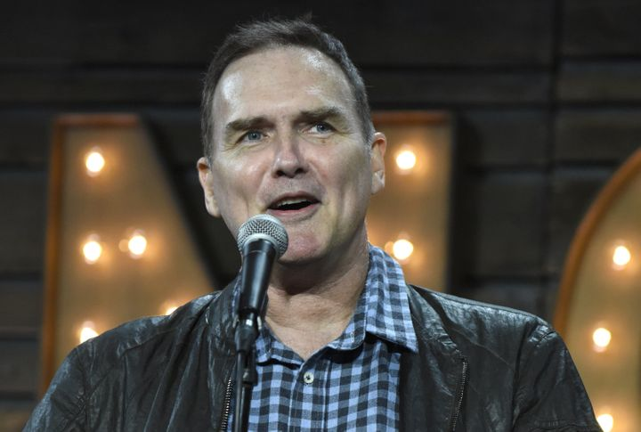 """Comedian and """"Saturday Night Live"""" alum Norm Macdonald has died at the age of 61."""