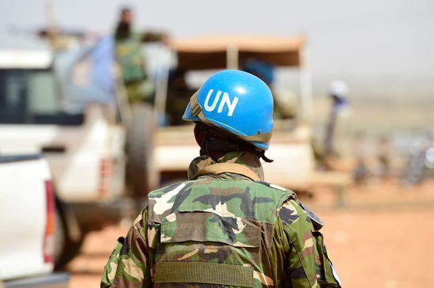Un soldado de las Naciones Unidas en Gao, Malí, en una imagen de