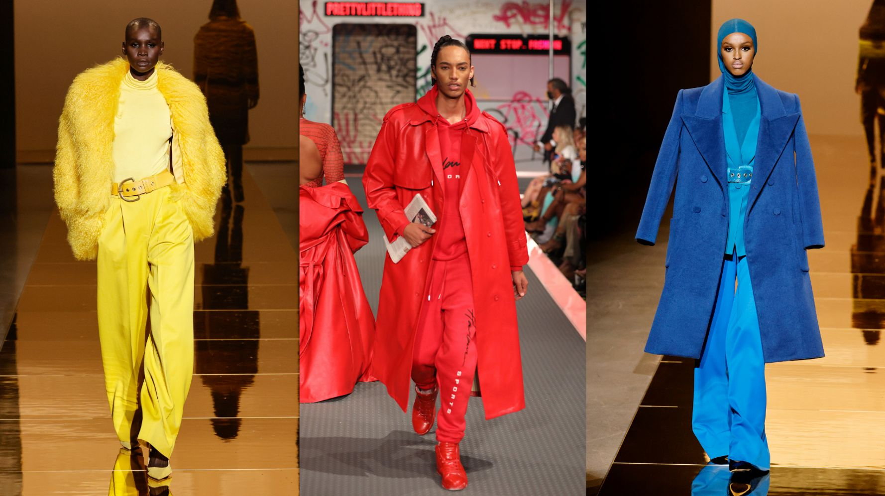 Primary Colors Are Back, But This Time For Adults