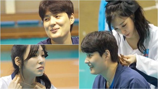 '티파니의 아침을' 선공개 영상