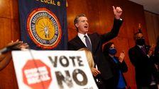 Gov. Gavin Newsom Prevails In California Recall Election