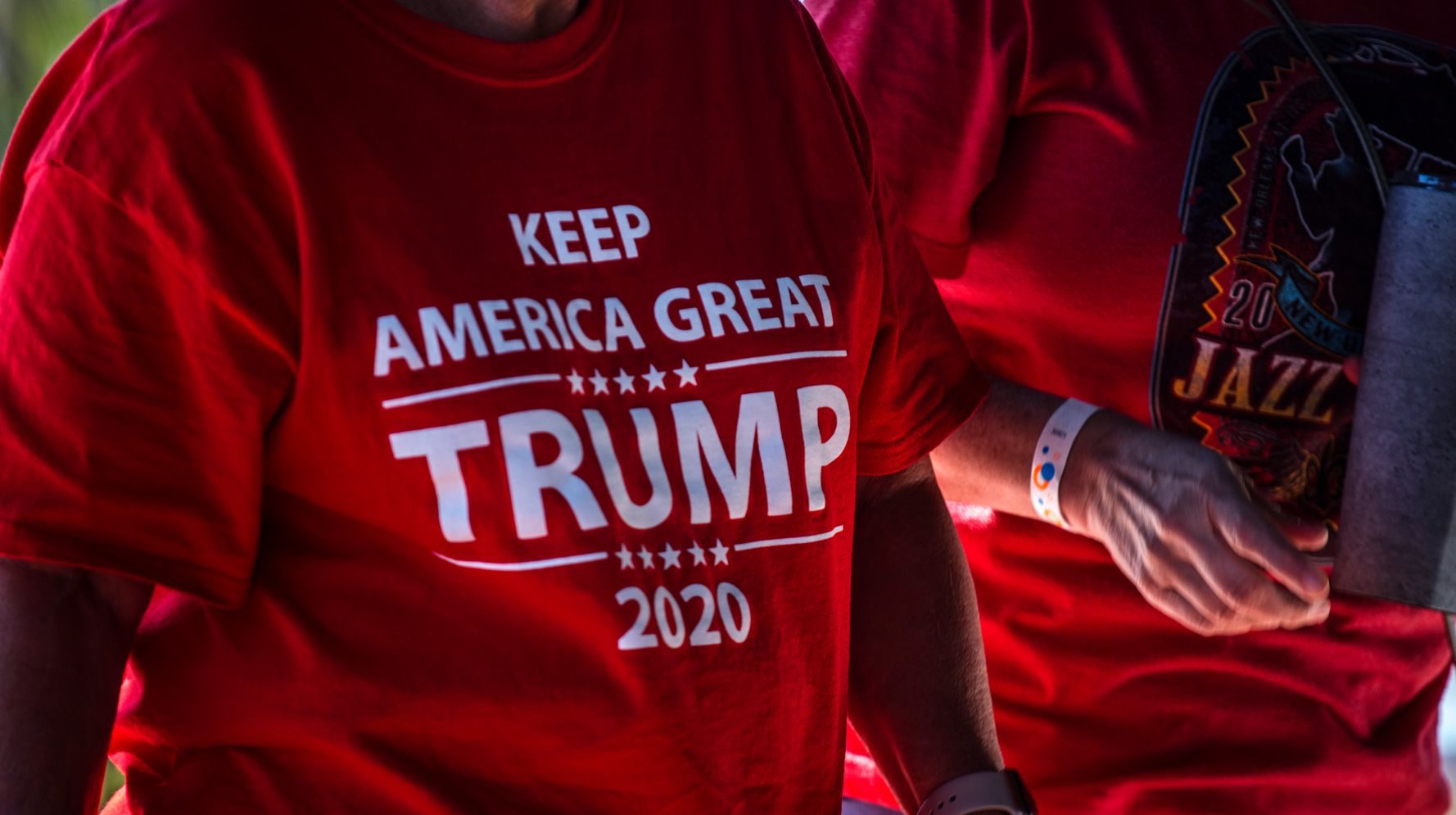 California Recall Election Worker Sent Home For Wearing MAGA Merch On The Job