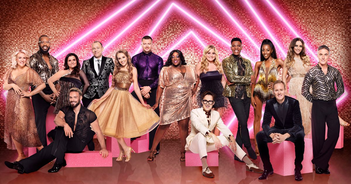 Here's Who Each Of The New Strictly Come Dancing Celebs Will Be Performing With This Year