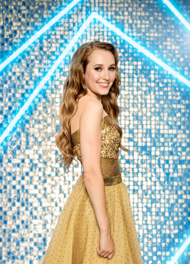 Rose Ayling-Ellis is ready to make history on the Strictly dance
