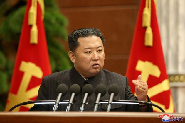 North Korean leader Kim Jong Un in
