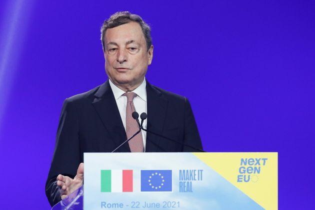 Green pass, Draghi accelera e convoca i