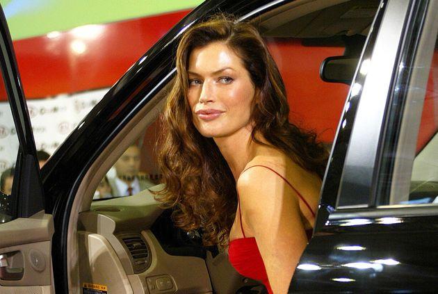 Η Κάρε Ότις, διάσημο μοντέλο...