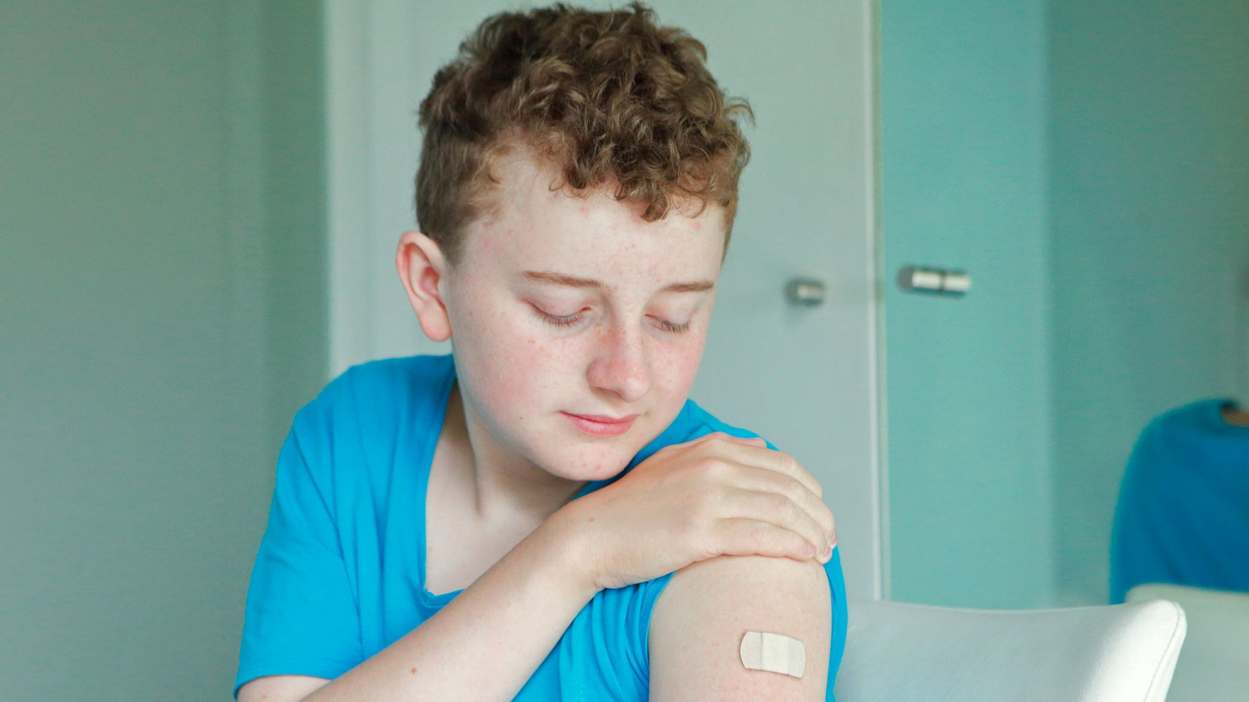 Kids Can Soon Get The Vaccine, But What If Their Parents Say No?