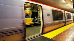 Woman Pulled To Her Death After Train Doors Close Between Herself And Tethered