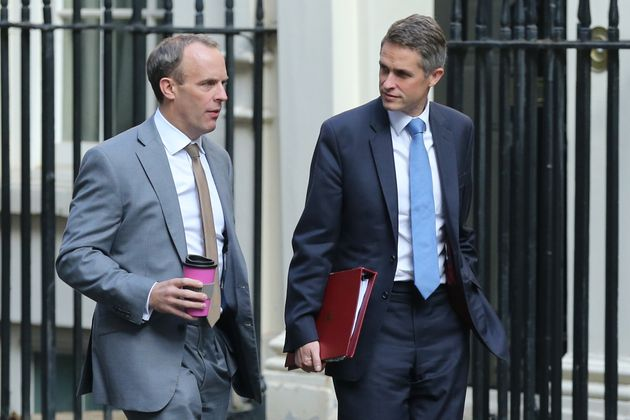 Cabinet Reshuffle: Gavin Williamson Sacked, Dominic Raab Demoted To Justice