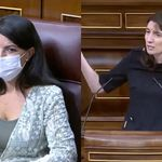 La ministra de Justicia se sale de su tono habitual para darle un somero repaso a Olona y a