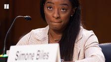 Simone Biles Gives Emotional Testimony  ...