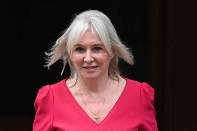 Newly-appointed culture secretary Nadine