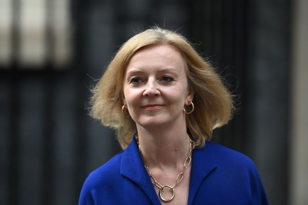 Newly-appointed foreign secretary Liz