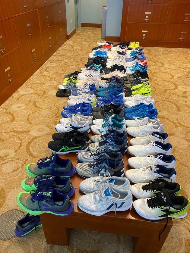 Τα παπούτσια των