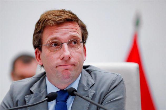Jose Luis Martínez Almeida, alcalde de