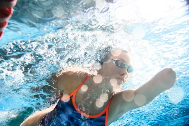 Low-impact cardio workouts, like swimming, can help as you recover from a back injury.