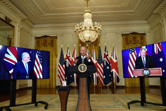 What Is AUUKUS? Australia, UK And US Unveil Defence Alliance To Thwart China