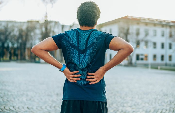 Got a bad back? These moves will help you recover and prevent further injury while sneaking in a sweat.