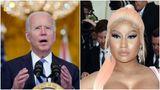 Joe Biden/ Nicki Minaj