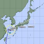 【台風14号】今後の進路と天気は?台風のまま日本に接近、広い範囲で雨の予想
