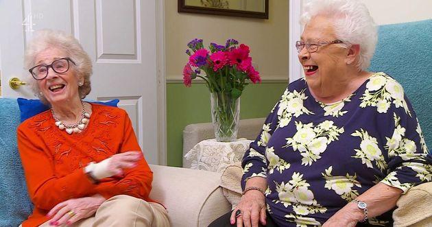 Goggleboxs Marina Pays Beautiful Tribute To Dearest Friend Mary
