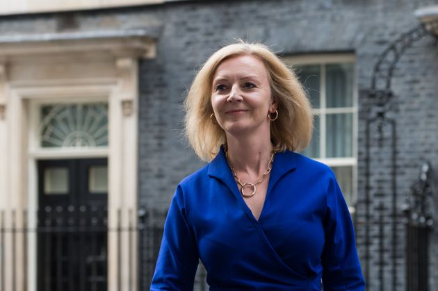Liz Truss was promoted to foreign